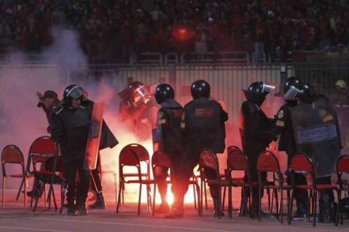 Egypte : Lorsque un match de football se termine dans le chaos…