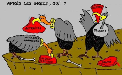 Après  les  grecs  ,  à  qui  le  tour  ?