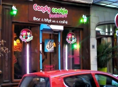 Candy Cookie Boulevard, des cupcakes à tomber par terre !