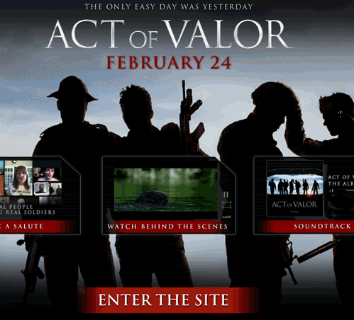 Act of Valor : l'armée US recrute via Hollywood