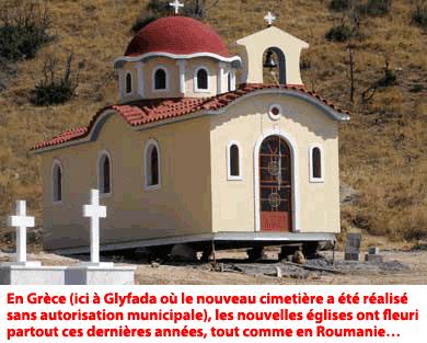 Grèce, Roumanie, Balkans : l'orthodoxie ébranlée