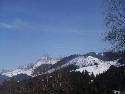 L'avenir des régions de montagne