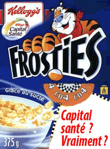 Céréales : pas les amies du p'tit déj'