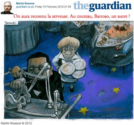 Eurozone : les Danaïdes hélènes et l'Argos allemand