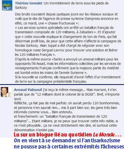 Syrie : Jean-Marie Le Pen embarrasse Gollnisch
