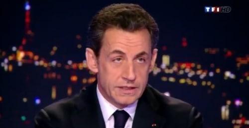 En lisant la presse, on a l'impression « qu'il faudrait un miracle pour que Sarkozy gagne l'élection