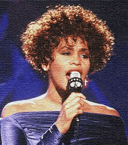 Whitney Houston rejoint Memphis Slim