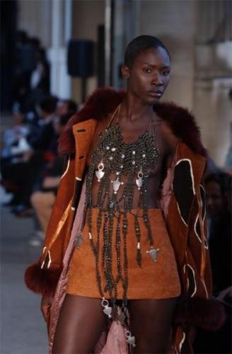 La mode africaine se dévoile
