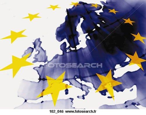 La situation de l'Europe dans le monde