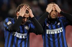 Série A : L'Inter sombre …