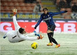 Série A : Milan chute, l'Inter n'en profite pas
