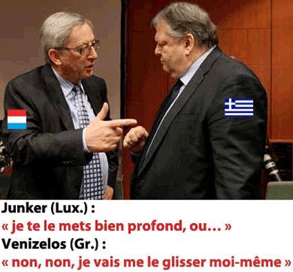 Grèce : des ministres sous mandats d'arrêts