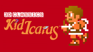 Test kid Icarus 3D Classics eShop 3DS