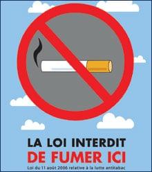 La loi sur le tabac : cinq ans après