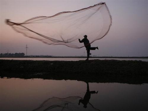 La colère gronde parmi les paysans vietnamiens…
