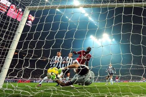 Série A : Milan-Juventus : un choc et des polémiques