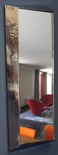Réflexions d'un miroir….