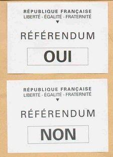Le référendum, un leurre démocratique.
