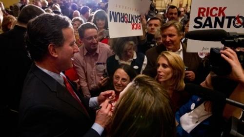 Primaire Us : Santorum revient en force
