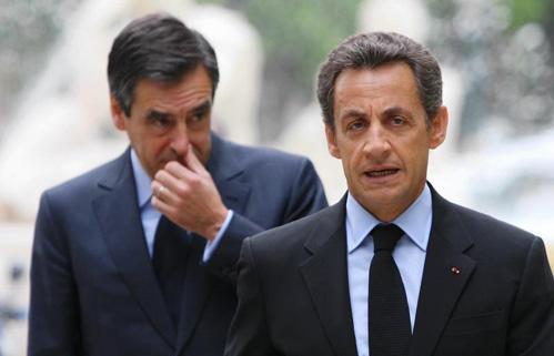 Sarkozy : la comédie du pouvoir.