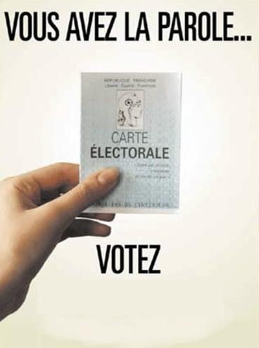 De l'utilité de voter au vote utile.