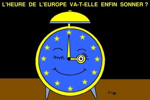L'EUROPE  NOUS A FAIT  ET NE NOUS A PAS  DÉFAIT T !