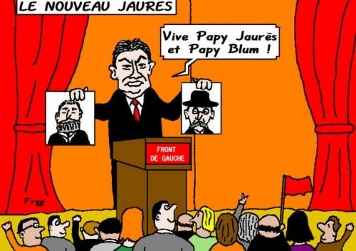 Le  nouveau  Jaurès . .