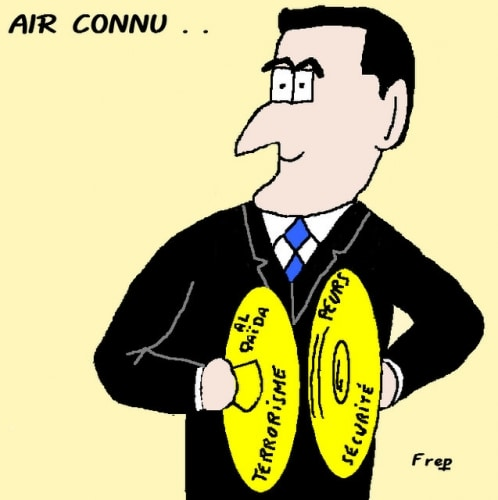 AIR   CONNU  . .