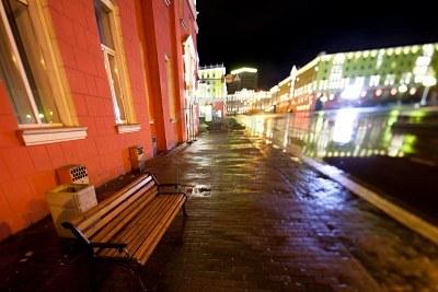 L'éclairage nocturne dans les villes remis en cause.
