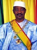Mali : le président Toumani Touré reste élégant !