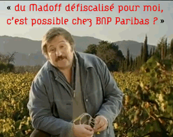 Les Madoff de la BNP : boucs émissaires de Sarkozy ?