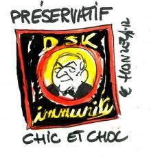 DSk icône de la grande Castration?