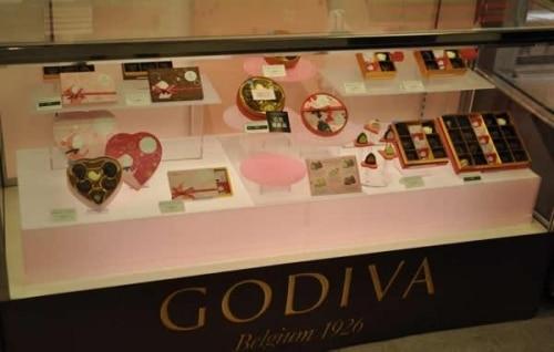 Les chocolats Godiva perdent leur papa