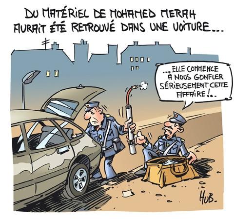 Toulouse : une enquête qui ne manque pas d'air