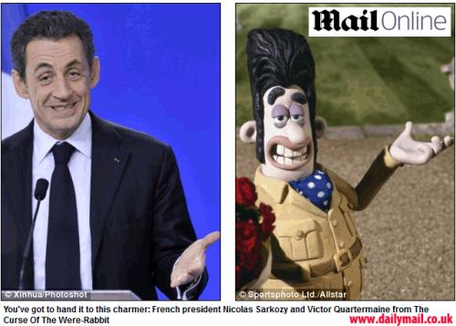 La campagne de Nicolas-Victor Sarkozy Quartermaine