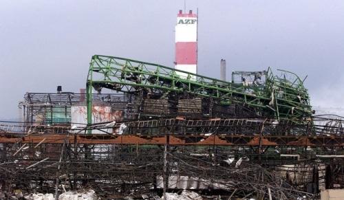 Procès AZF: l'explosion d'une usine