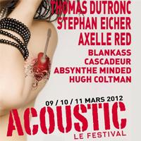 Troisième festival Acoustic au Poiré sur vie