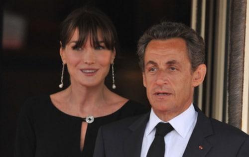 Carla Bruni Sarkozy – les coulisses du pouvoir