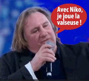 Depardieu-Sarkozy : la reconnaissance du ventre