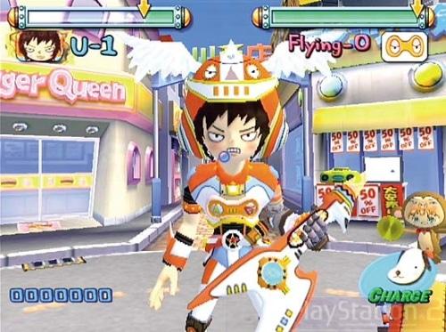Gitaroo Man : un jeu qui a le rythme dans les pixels !
