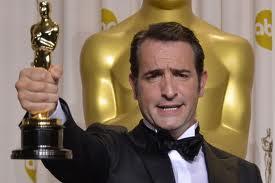 Le sacre de l'acteur Jean Dujardin