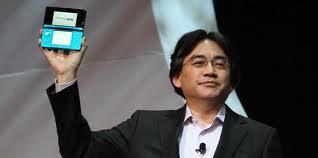 Iwata, PDG de Nintendo, donne des pièces roses
