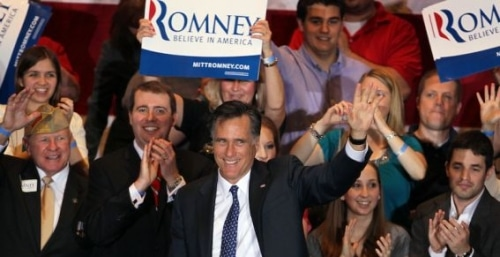 Primaire US : Romney remporte l'Illinois