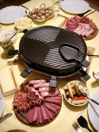 La Raclette, comment vous la mangez vous?