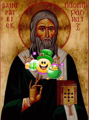 Saint Patrick, légende et triste réalité…