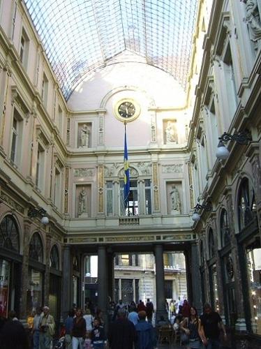 L'expo sur Bruxelles, ville d'arts