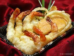 La tempura …keskseksa ?