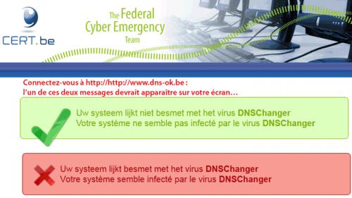 Cyberattaque : « retour » du trojan DNS Changer