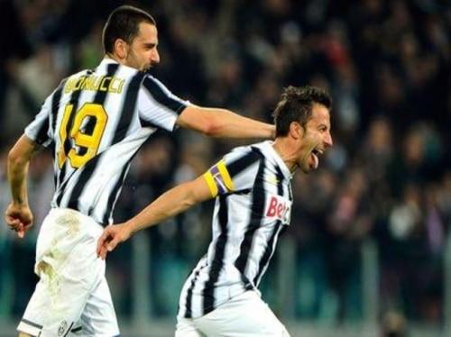 Série A : Del Piero ramène la Juve au sommet