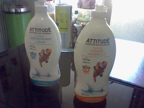 Attitude : une gamme de produits écologiques